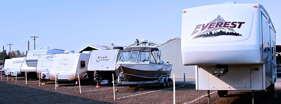 Eugene Rv Amp Boat Storage Eugene Oregon